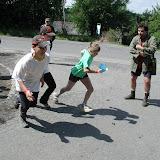 Start Stezky - smíšená Dálavo-Lvíčecí hlídka