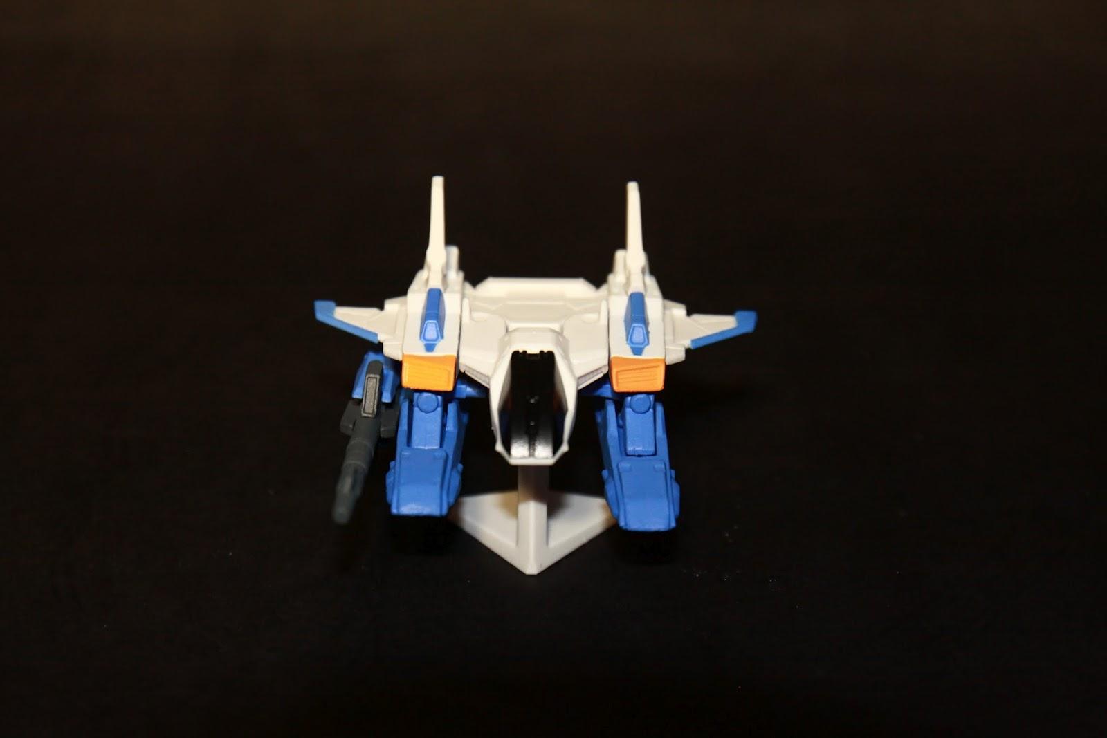 也就是跟Mk-II合體後G防衛機的駕駛就要快點逃命了!