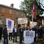 Armenian Genocide Vigil, Apr 2010
