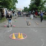 Překážková dráha: zatáčka 180° (1)
