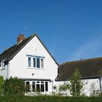 Blue Cottage, October 2007