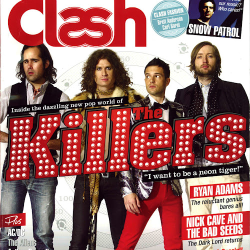 2008-12 Clash - Copertina