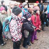 Posloucháme projev ředitele organizace zvané Nepravděpodobná zoo a jeho instrukce k odchytu yettiů.