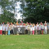 Celá úspěšná pirátská flotila - poklad kapitána Grinnigana nalezen!