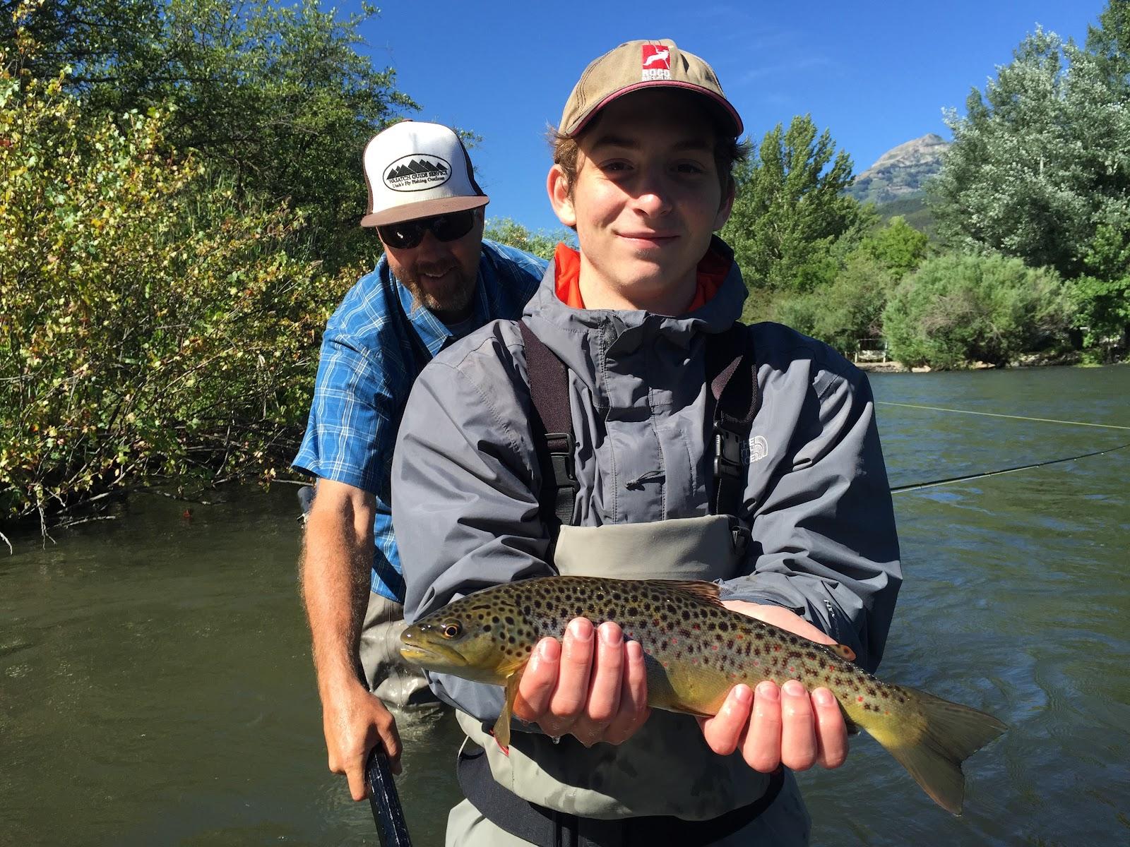 Guide - Mike Glenn Lower Provo River