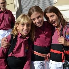 Actuació Sant Miquel a Paeria  29-09-13