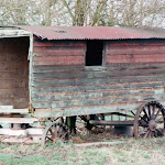 Old Hen House, Hagbourne field, 1994
