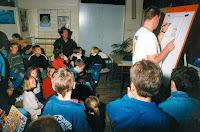 Fête du Livre Drôle 04 Philippe Matter 1995 Cossé