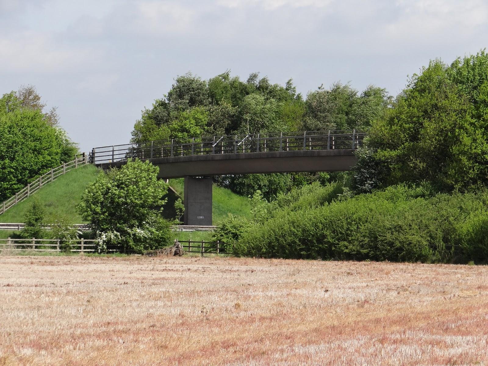 Bridge Over the M42