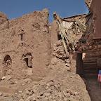 Some of the buildings beyond repair