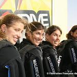 Le nouveau VR4 France Féminin 2015 avec de gauche a droite Clémentine, Christine, Anaïs et Sophia