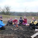 Oddíl pro nejmladší - výprava na na Řivnáč a Stříbrník
