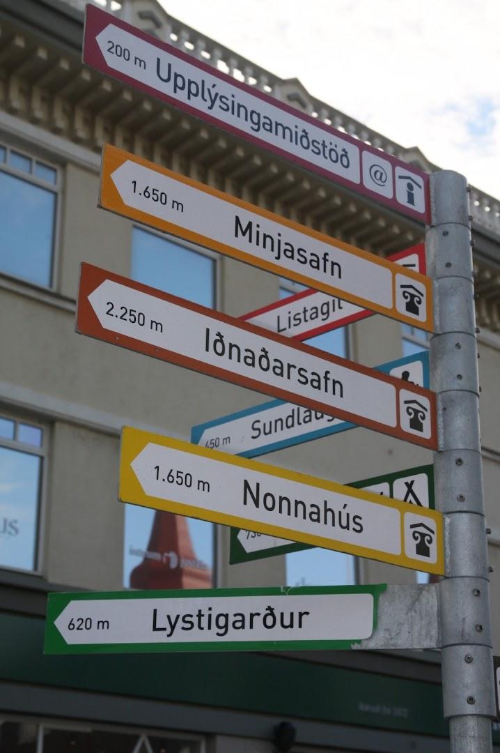 Icelandic lesson :-)