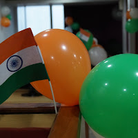 Conceptians Celebrating 69th Independence Day - Aug 2015