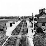 Upton & Blewbury railway station, 1919