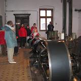 Těžní stroj dolu Mayrau