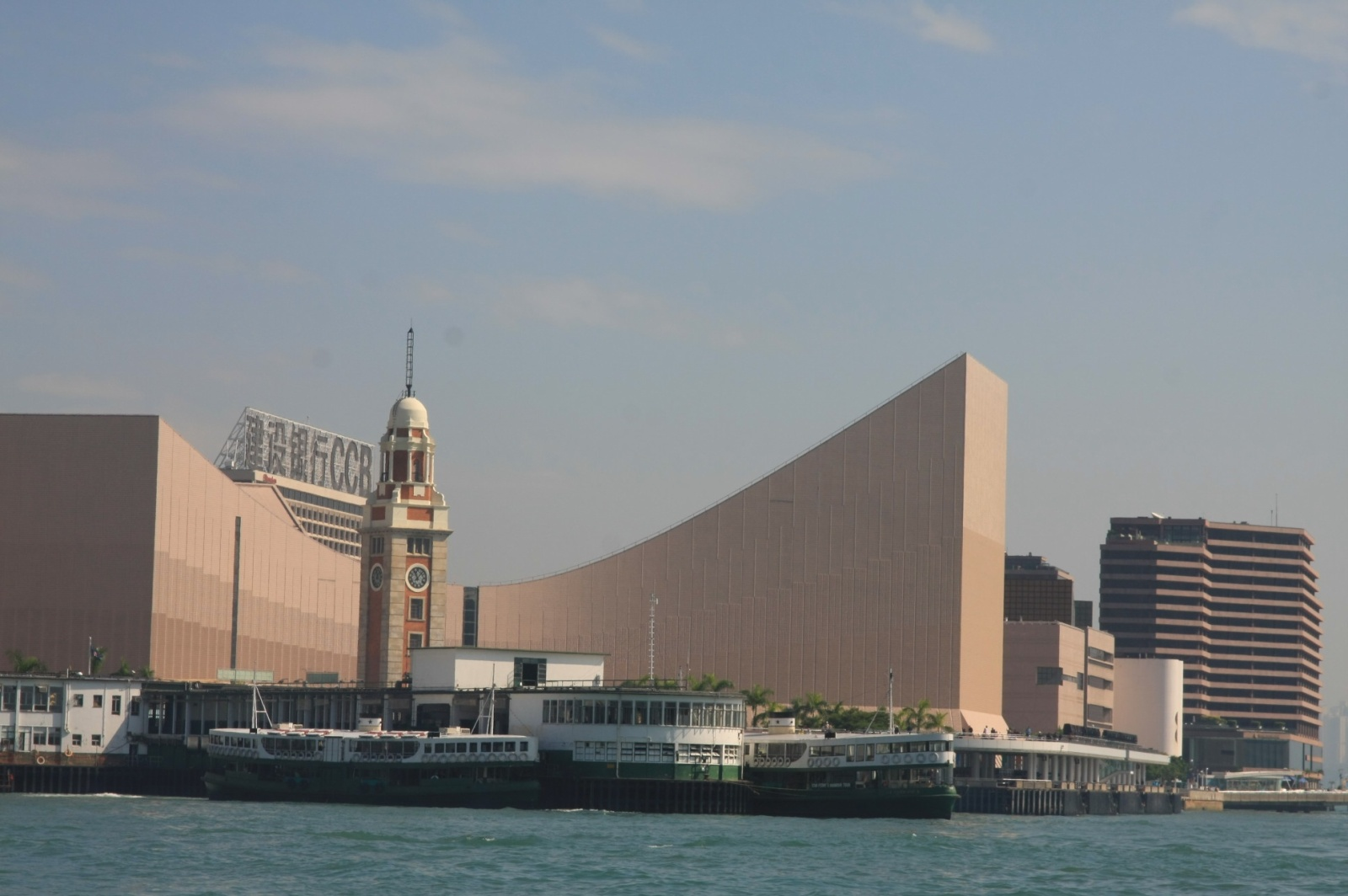 Kowloon side - museum of science