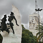 Two Legends: Don Quijote and Evita