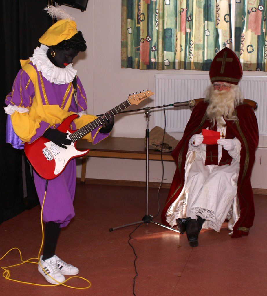 Sinter Klaas 2008 - PICT5992