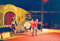 La Famille Morallès 14, 2ème Nuit, Cossé 2003