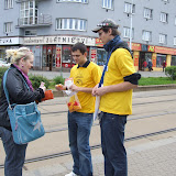"""Český den proti rakovině 2010 - """"Květinový den"""""""