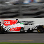Vitanonio Liuzzi, HRT F111