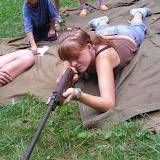 Táborová pouť (6) - střelnice