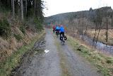 Rough track to Malmedy