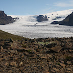 A few hours hike to have a better view of the glacier