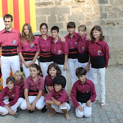 Ofrena Diada Catalunya 11-09-2012
