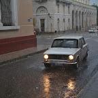 Rainy season sometimes gets very rainy