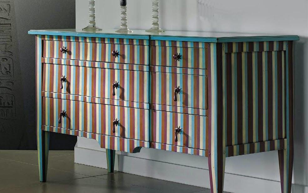 Bayonne Flo stripe