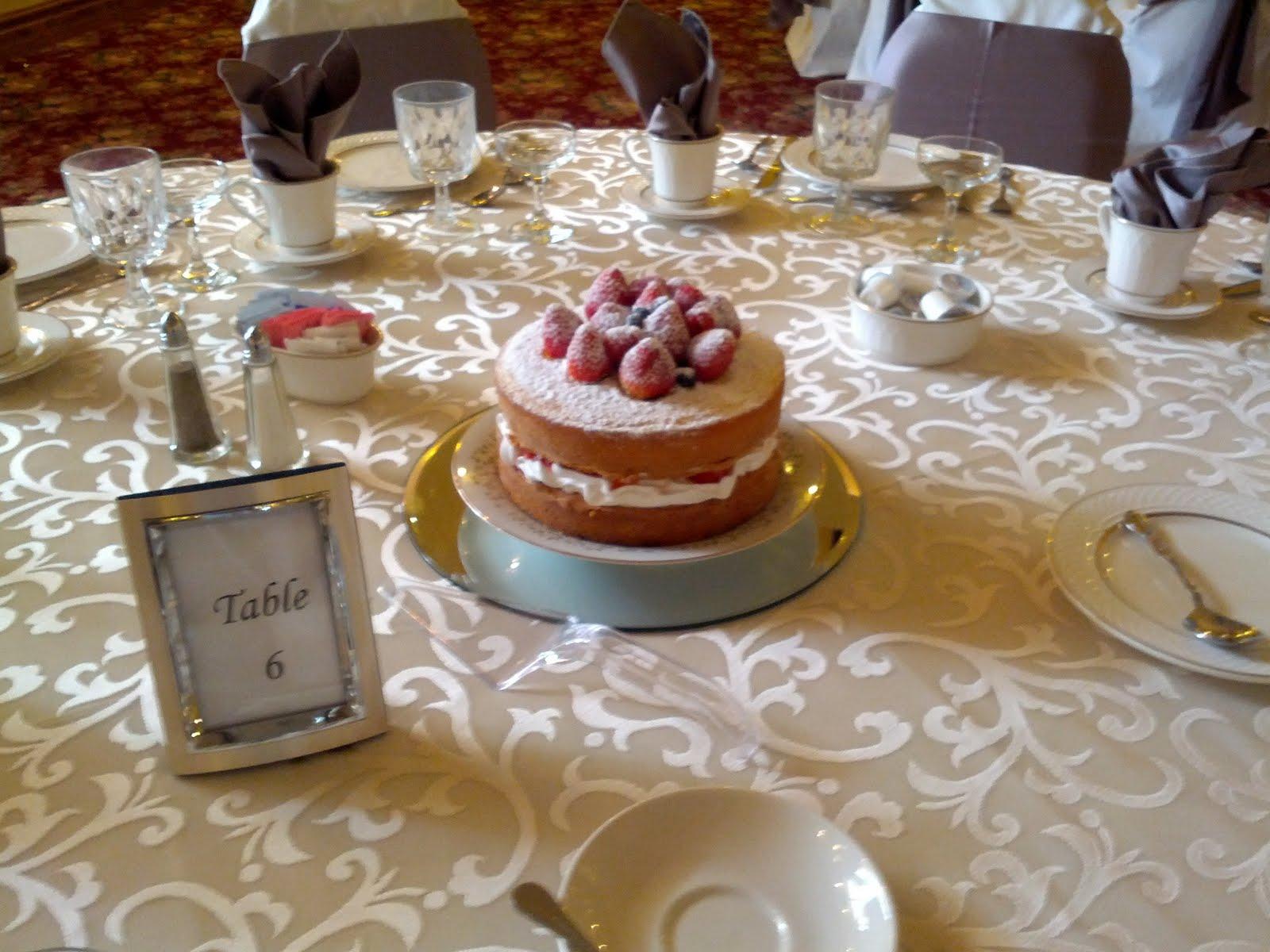 Wedding - Transparent Center - Round