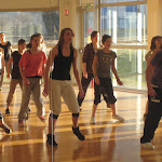 """5ème Stage """"A la découverte de la danse"""" 25-26 Février 2012"""