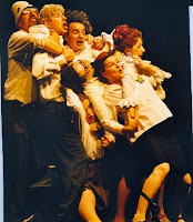 La chorale de St Fulbert 09, 1ère Nuit, Cossé 2002