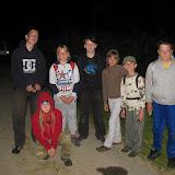 Výsadek - první skupina