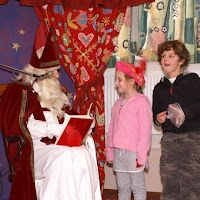 Sinter Klaas in de speeltuin 28-11-2009 - PICT6804