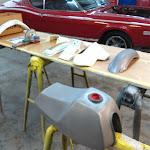 KTM 50 full restaurering