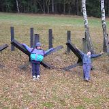 Protitankové překážky :-)