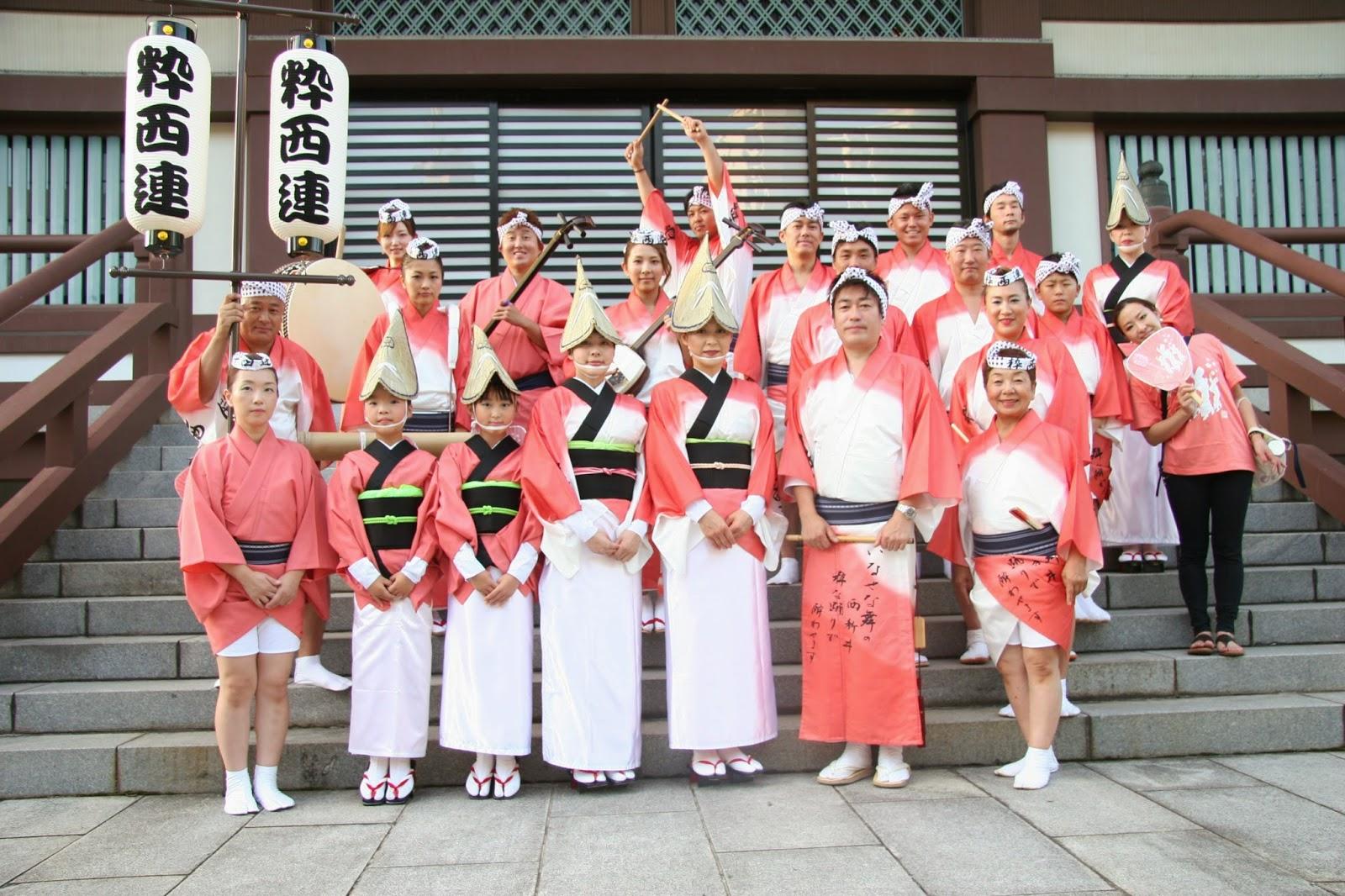 大師夏まつり阿波踊り2014