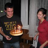 Oslavit narozeniny...