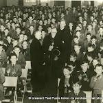 Visit of Cardinal Dalton to Crescent 1953