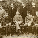 A Class Group Crescent College 1890-91