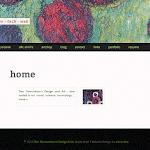 New WordPress responsive child-theme - homepage.