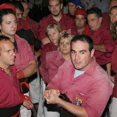 Diada dels Xiquets de Tarragona 3-10-2009