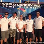 Équipe de France de Pilotage sous Voile 2014, Zephyrhill (USA)