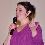 La pétillante Sara Hesse (distributrice chez Cineworx)