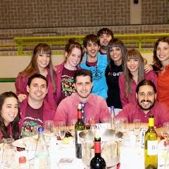 Sopar Diada Castellers de Lleida  15-11-14