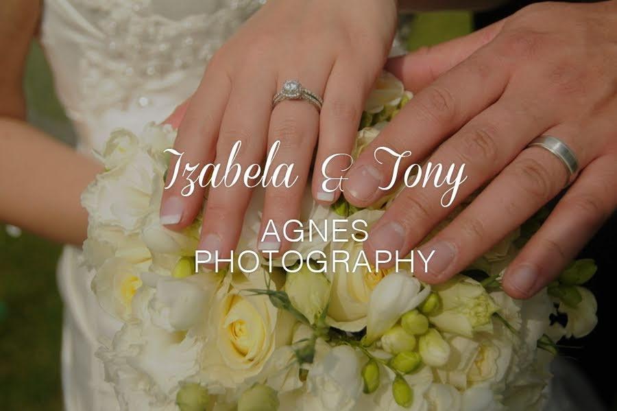 Izabela & Tony by Agnes Photography