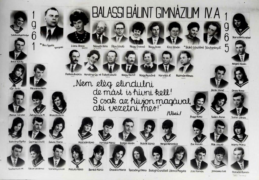 1965 - IV.a
